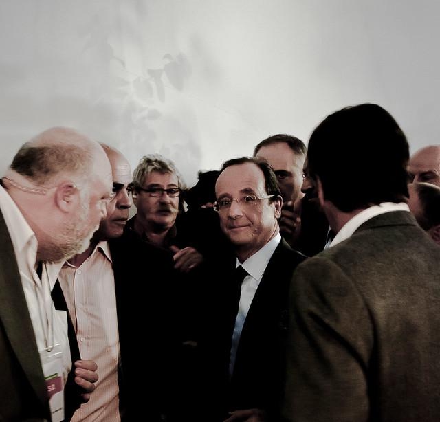 Hollande ou «Mr Smith à l'Elysée»
