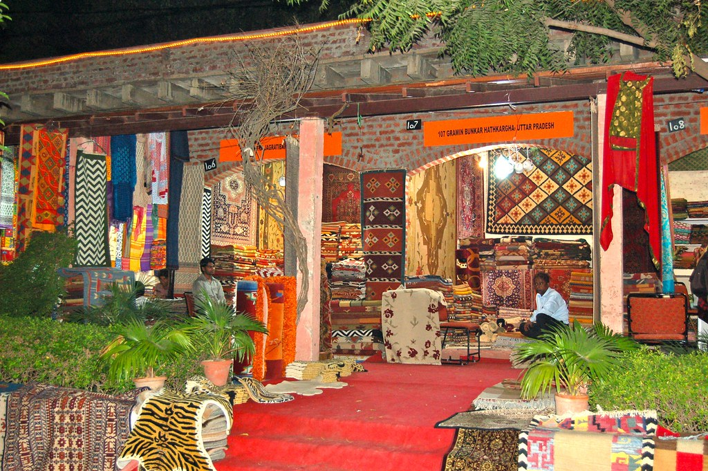 50 Colorful Photos Of Dilli Haat In India Places Boomsbeat