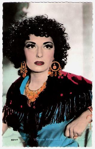 Viviane Romance in Cartacalha, reine des gitans (1942)