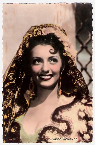 Viviane Romance in Carmen (1944)