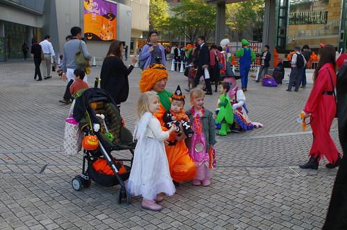 Roppongi Hills Halloween