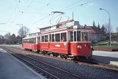 Trains du Forchbahn (Suisse)