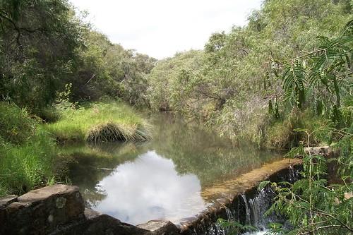 Meekadarribee Weir