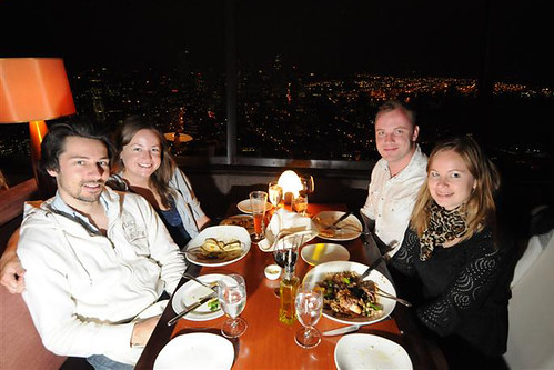 Space Needle Dinner