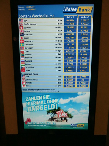 Exchange @ stuttgart airport
