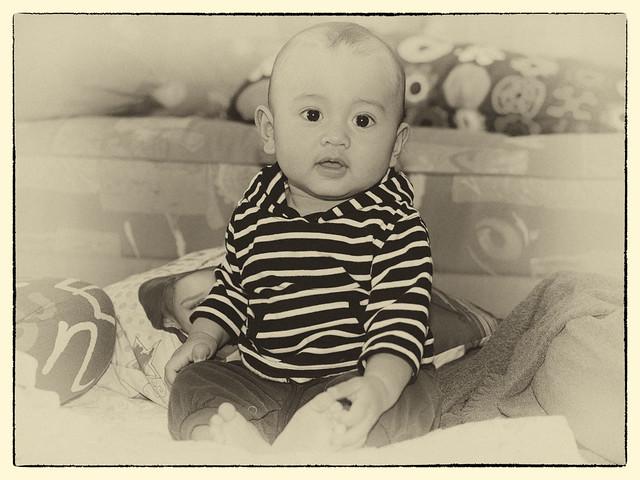 Alvin 6 months