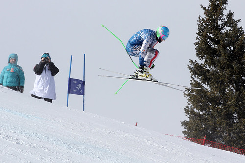 Copper Ted Ligety Jump