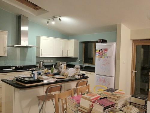 November 10: Kitchen