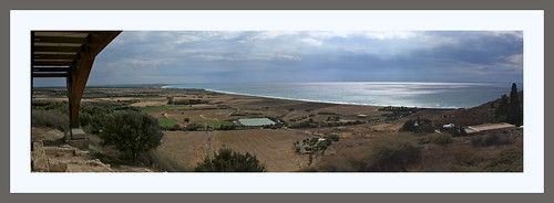summer panorama holiday framed cyprus lanscape kourion κύπροσ κούριον