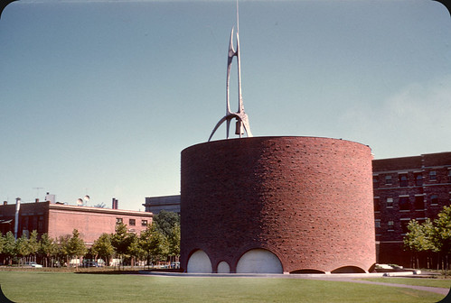 MIT Chapel - July 1957