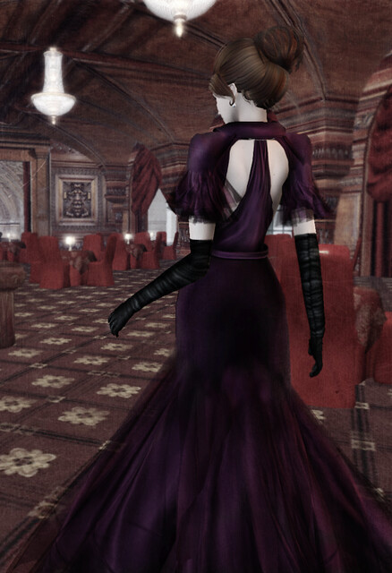 Vintage Fair - Look #07 - PurpleMoon