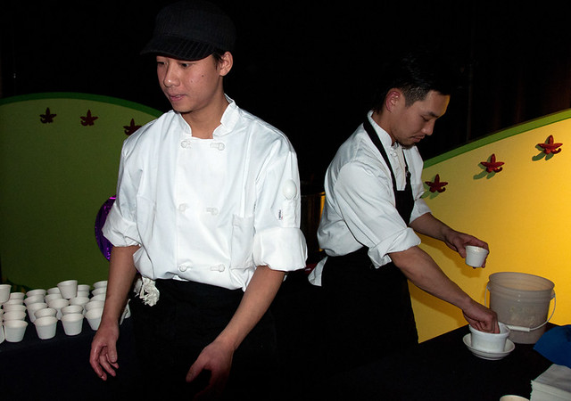 The chefs at Hapa Izakaya
