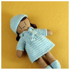 Little People Doll - Girl