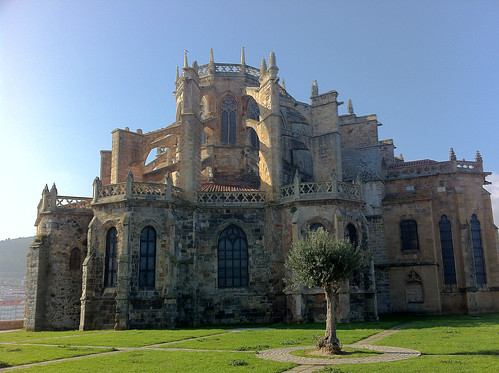 Santa Maria Church in Castro Urdiales