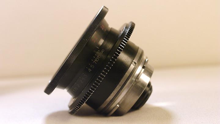 LOMO 50mm f/2
