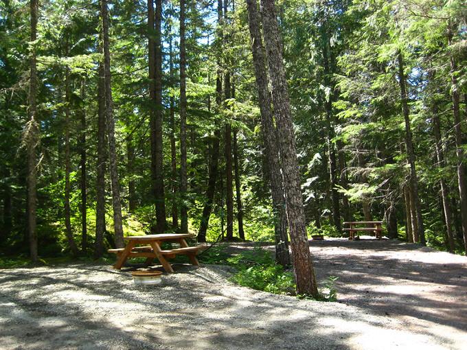 Camping Whistler Rv Park (Colombie-Britannique, Canada)