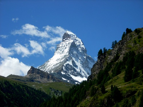Zermatt - View the Matterhorn