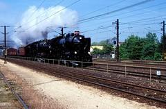 * Dänemark  Dampfloks  564  bis  E991