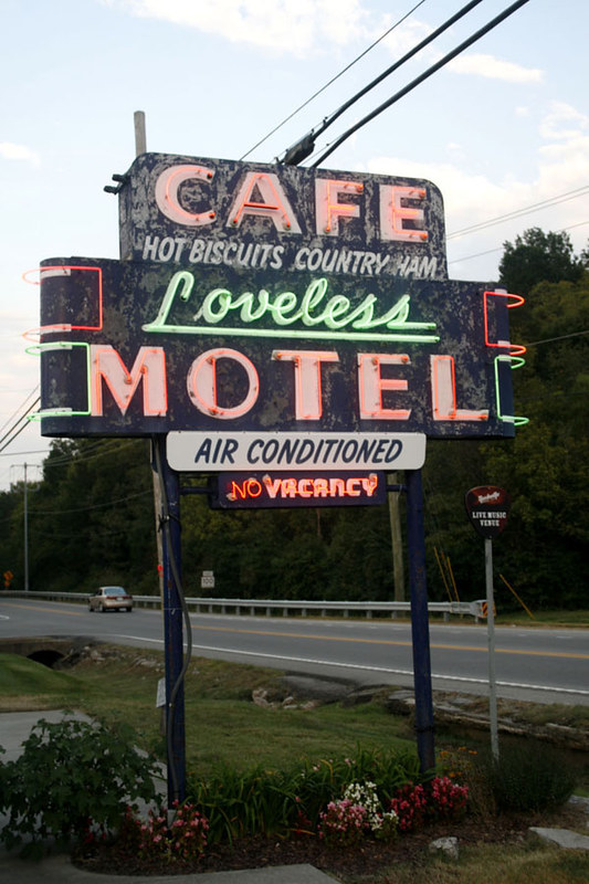 Loveless Motel, Nashville