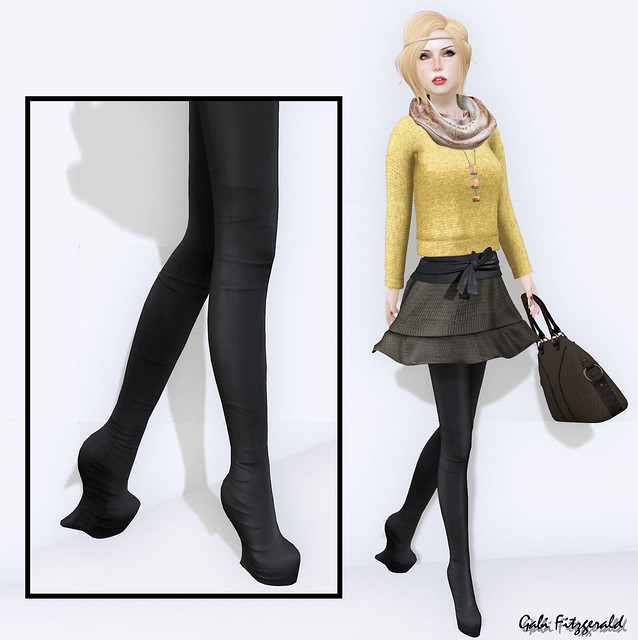 michami tdr - maitreya new mesh leggings