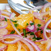 Ensalada de Naranja y Cebolla | Orange and Red Onion Salad