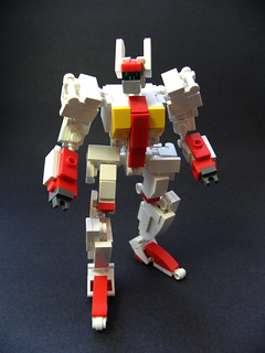 A mecha-type-thing.