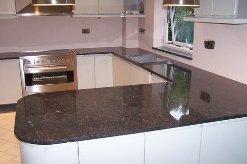 steel grey granite worktops spm granite. Black Bedroom Furniture Sets. Home Design Ideas