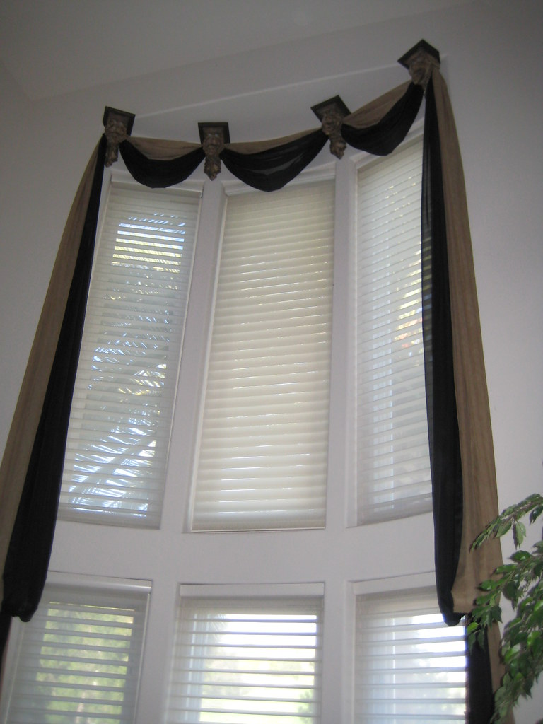 Ceiling Draperies Ceiling Bamboo Magic Blinds Blog Hr