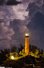 Photo of a lighthouse