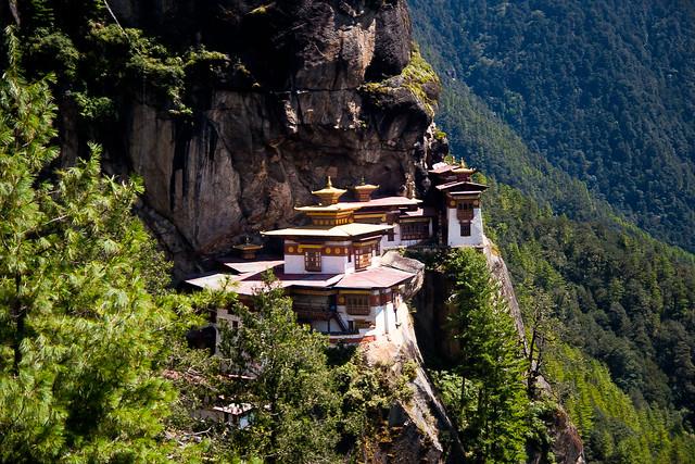 Paro, Bhutan: Taktsang Palphug Monastery