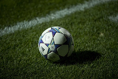 ball, grass, sports, team sport, green, football, ball, football,