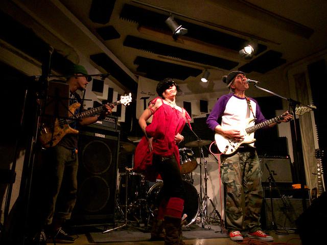 アキノギ&春日善光 live at Terra, Tokyo, 27 Oct 2011. 131