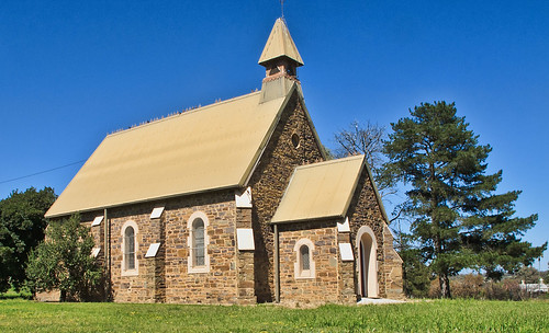 Christ Church - Murringo - C1866