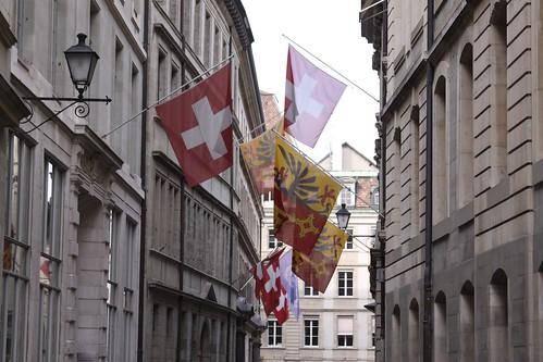 Ginebra, Ayuntamiento