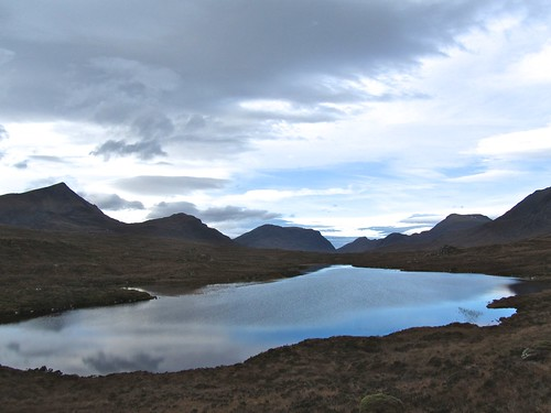 Lochan Fada - Cape Wrath Trail