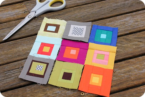 Teeny Tiny Albers Blocks