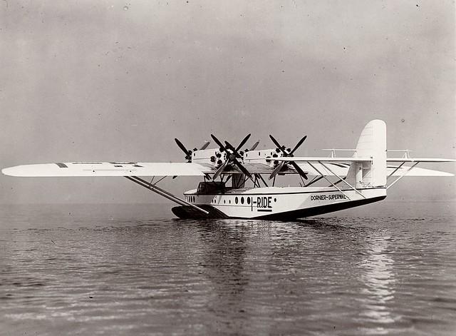 Dornier Superwal 1927