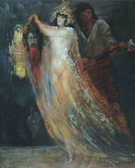 Salome, c.1905, by Georges Olivier Desvallieres