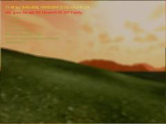 Gambar 34.14a Screenshot demo efek blur