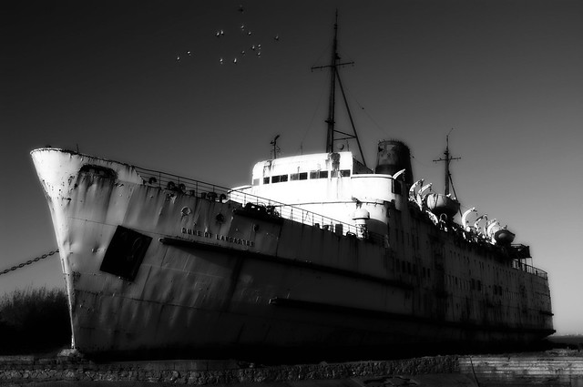 Ghost Ship - Duke of Lancaster