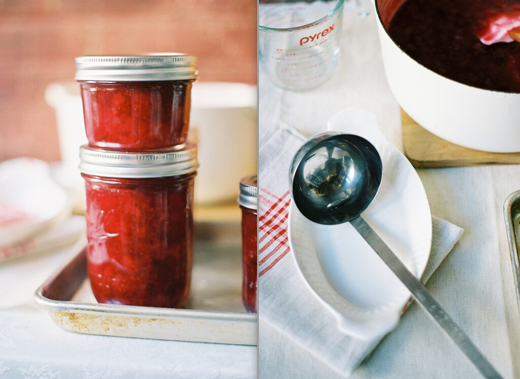 cranberry quince preserves