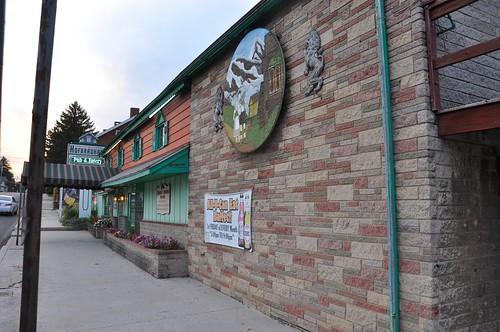 Hofbrauhaus Exterior