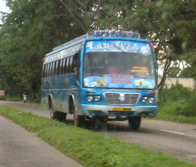 mettursalem bus via jalakandapuram flickr photo sharing