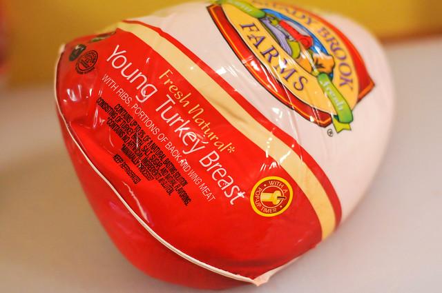 Stuffed Turkey Breast