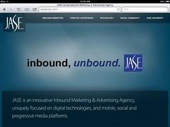 JASE Inbound Unbound 2012