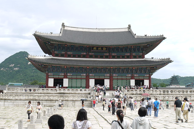 Gyeongbokgung 首爾 景福宮