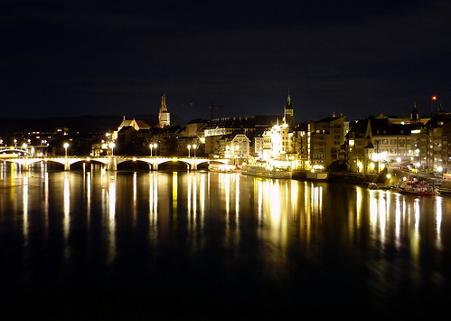 Basel at Night I