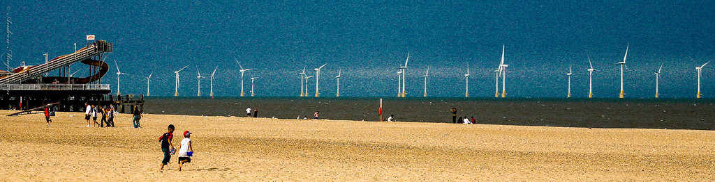 Offshore Wind Turbines Gt Yarmouth