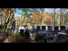 Sope Creek Ruins