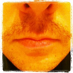 Here's my #nampc triple-T -- a moustache update for #movember.